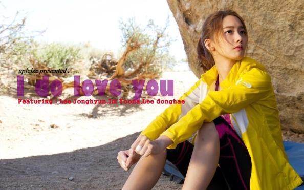 i do love you poster