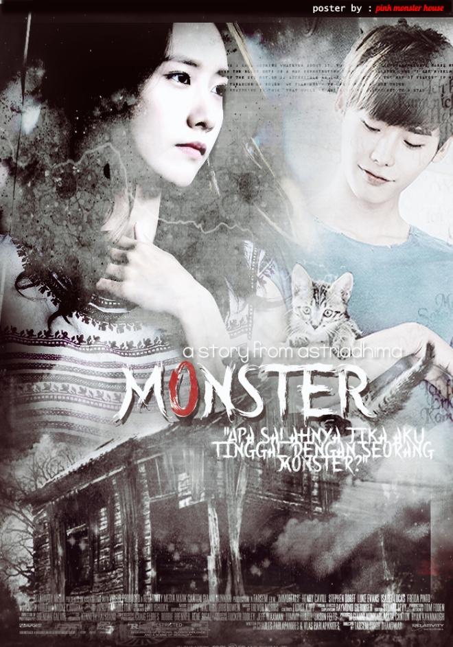 poster ff monster