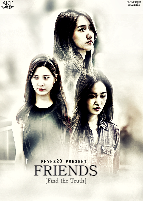 Poster Phynz20 Friends [Find the Truth] by Cloverqua